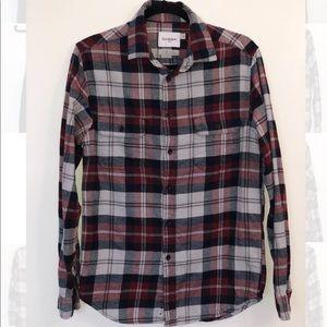 Goodfellow & co. Men's Plaid Flannel Shirt